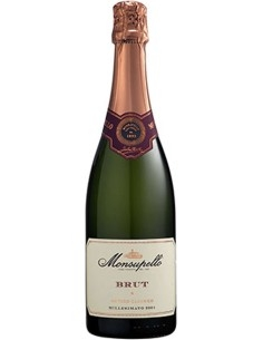 Spumante brut 2009 Millesimato Monsupello