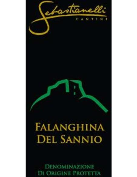 Falanghina del Sannio 2017 Sebastianelli DOP