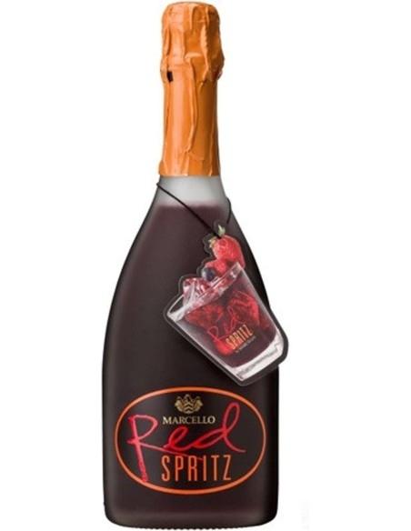 Red Spritz Ariola Marcello Cocktail aromatizzato a base di Vino