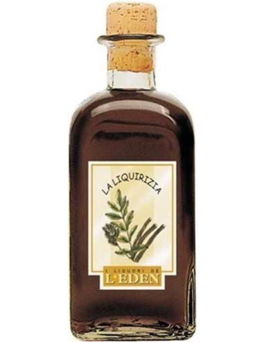 Licorice La Liquirizia I Liquori de L'Eden