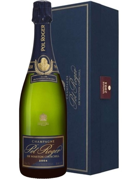 Champagne Sir Winston Churchill 2008 Pol Roger