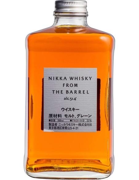 """Nikka Whisky """"From The Barrel"""" blended Japanese 50 cl."""