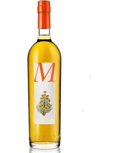 Milla Liquore alla Camomilla with grappa Marolo with case