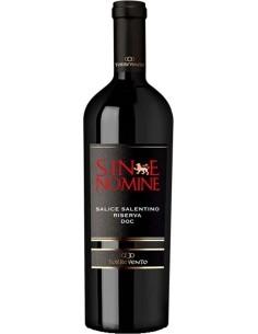 Sine Nomine 2015 Torrevento Salice Salentino Rosso Riserva DOC