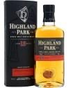 Single Malt Scotch Whisky 18 years old Highland Park 1798 con astuccio