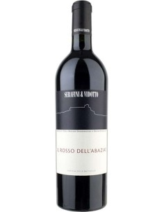 Il Rosso Dell'Abazia 2013 Serafini e Vidotto