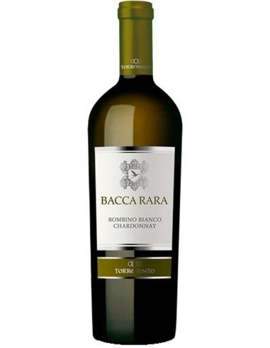 Bacca Rara 2017 Torrevento Bombino Bianco & Chardonnay - Puglia Bianco IGT