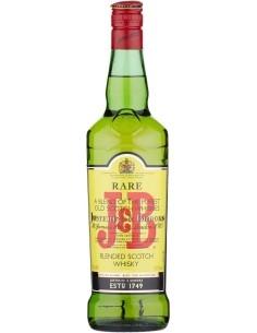 Rare Justerini & Brooks Blended Scotch Whisky