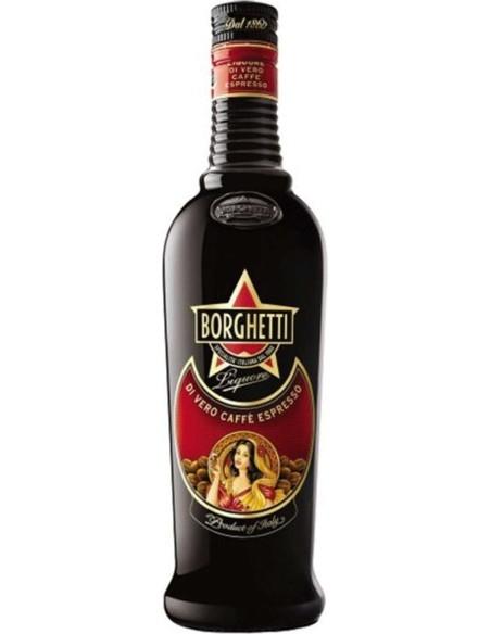 Borghetti Liquor of real espresso cafè