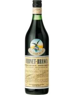 Fernet-Branca Fratelli Branca Distillerie 1 litro