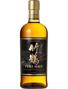 Taketsuru Pure Malt Nikka Whisky with case