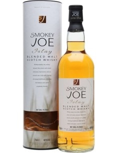 Smokey Joe Angus Dundee Islay Malt Scotch Whisky con scatola