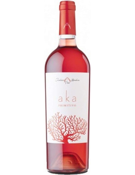 Aka Primitivo rosato 2019 Produttori di Manduria Salento IGT