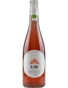 Il Fric 2016 Aglianico Rosé Sparkling Casebianche