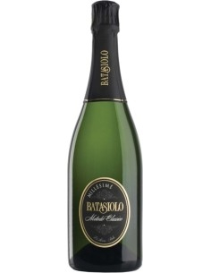 Batasiolo Sparkling Classic Method Millesimato with case