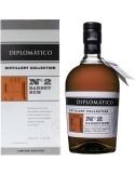 Diplomatico Rum n.2 Distillery Collection Single Column Barbet