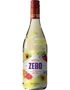 Zebo Moscato Sparkling Cantine Pellegrino IGT