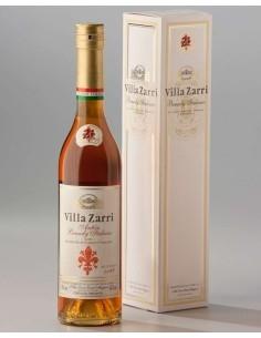 Brandy con selezione di Tabacco Toscano Villa Zarri Millesimato 1988 con astuccio