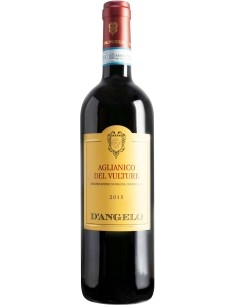 Aglianico del Vulture 2015 D'angelo DOC