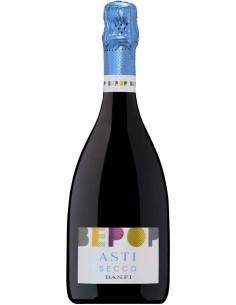Bepop Asti Dry Sparkling Castello Banfi DOCG