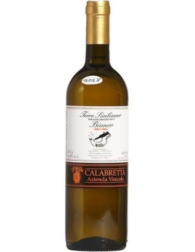 White wine Minnella Calabretta