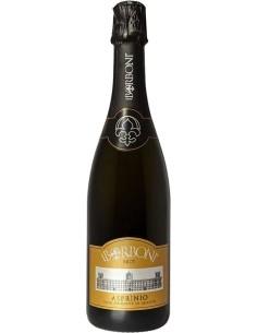 Asprinio I Borboni Vino Spumante di qualità Brut