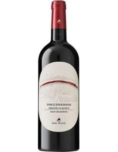 Poggio Rosso 2016 San Felice Chianti Classico Gran Selezione DOCG