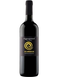 Bellamarsilia Vino Biologico 2014 Poggio Argentiera Morellino di Scansano DOCG