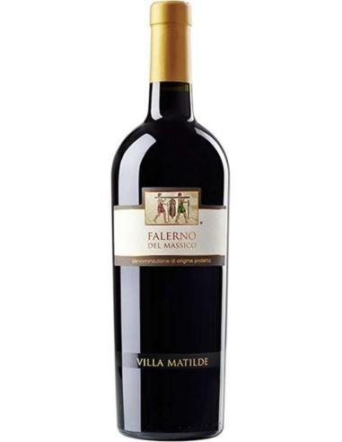 Falerno del Massico Rosso 2015 Villa Matilde DOP