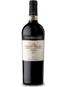 Madrigale 2018 Produttori vini Manduria Dolce Naturale Primitivo di Manduria DOCG