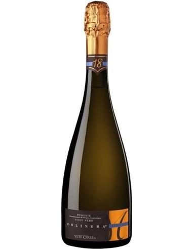 Molinera Extra Brut Terre Da Vino Piemonte Pinot Nero DOC