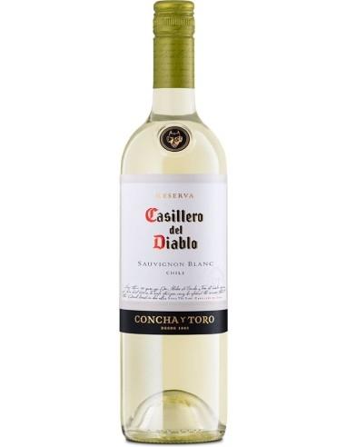 Sauvignon Blanc Casillero del Diablo 2015 Concha y Toro Chile