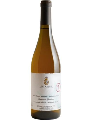 T Trebbiano Artigianale Guccione Vino Bianco
