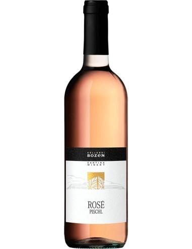 Pischl Rosé 2019 Cantine Produttori Bolzano Vigneti delle Dolomiti Rosato IGT