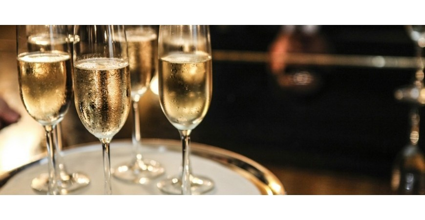 Who invented Champagne?