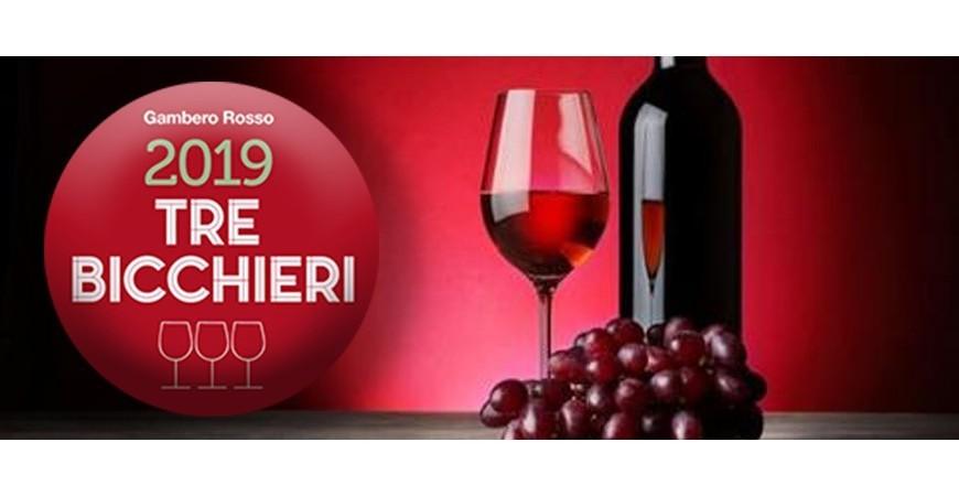 3 Bicchieri 2019 Gambero Rosso